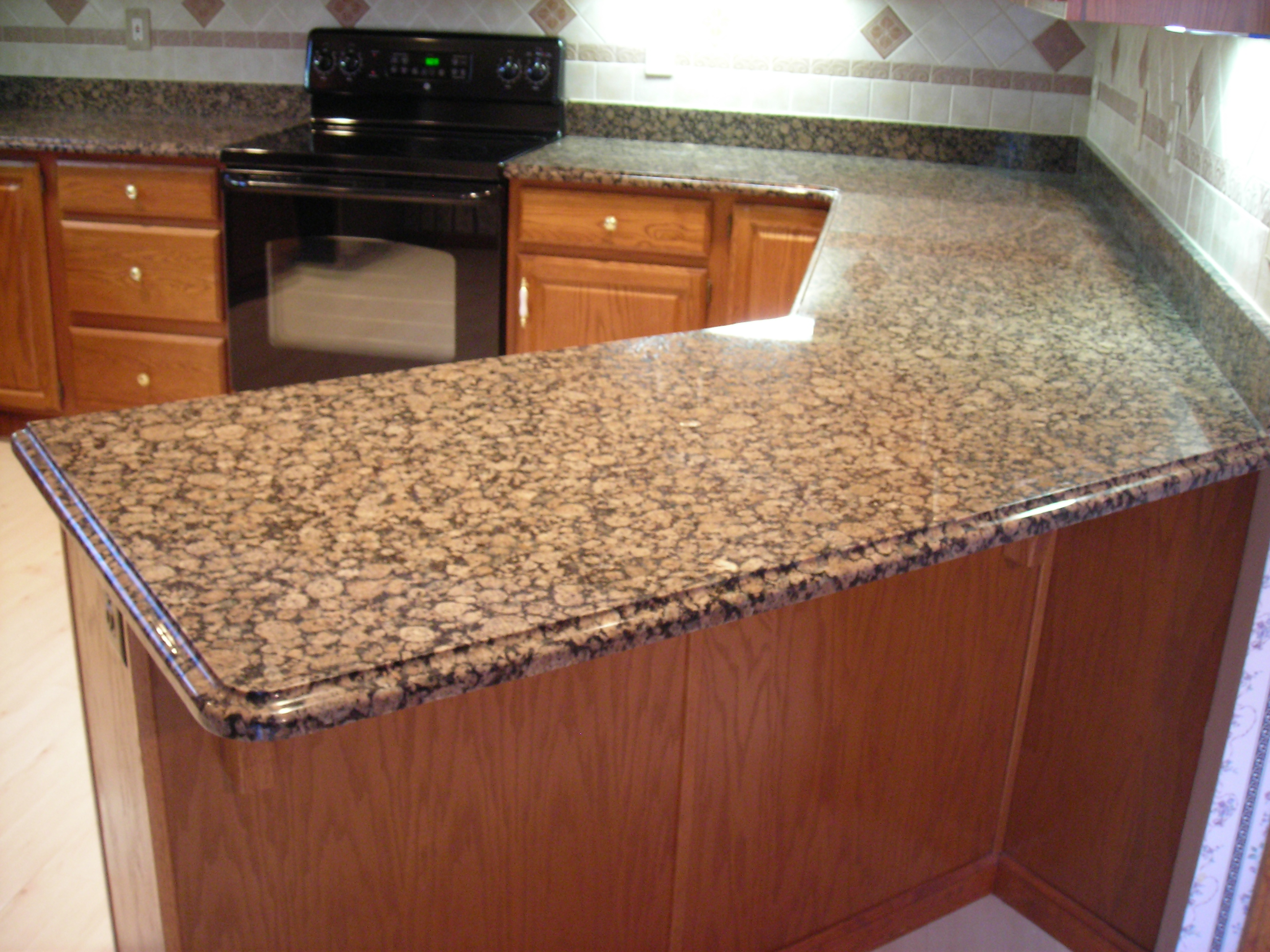 Countertops nelson kitchen bath mars pa pittsburgh for Kitchen countertops