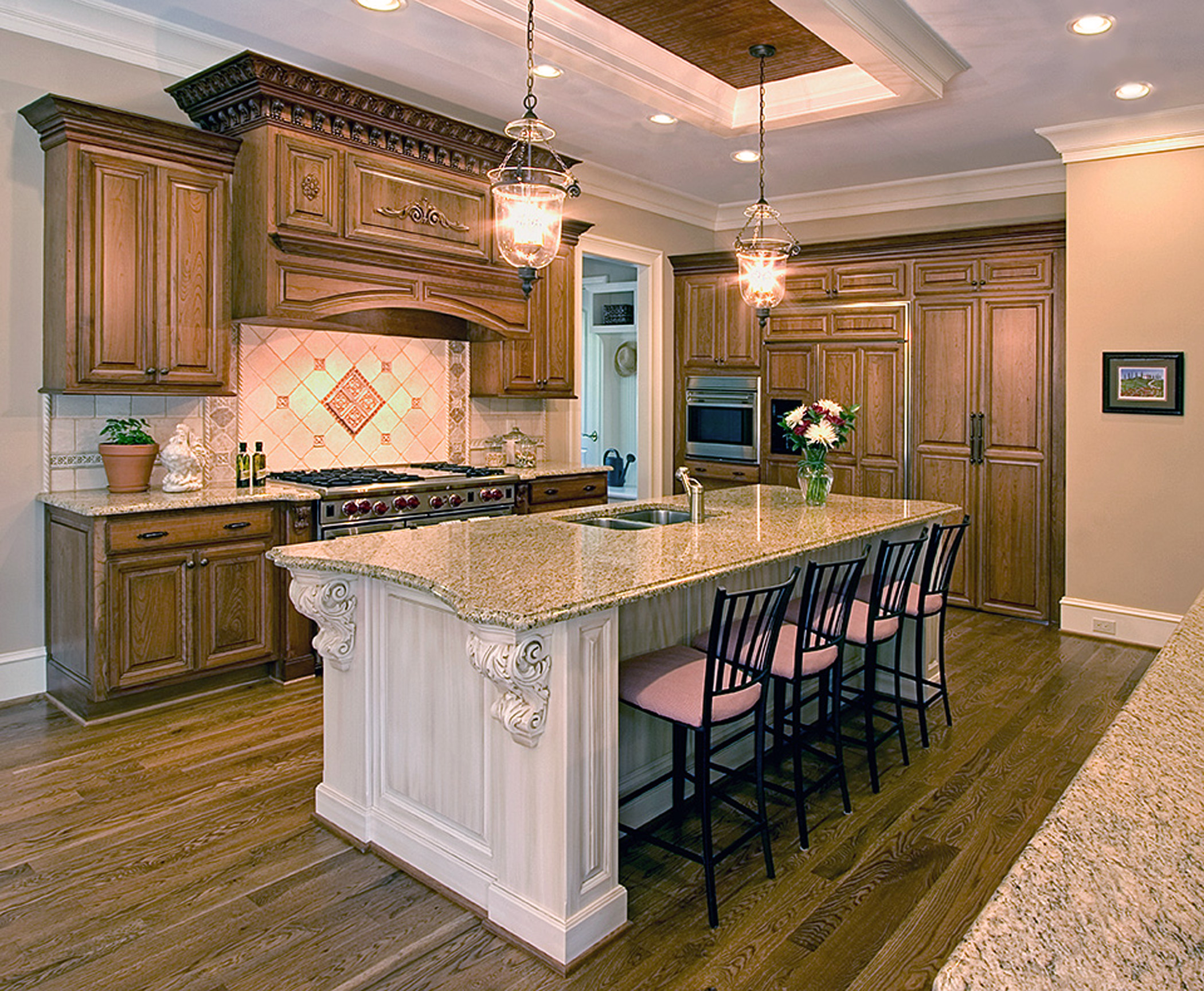 Cabinetry Examples