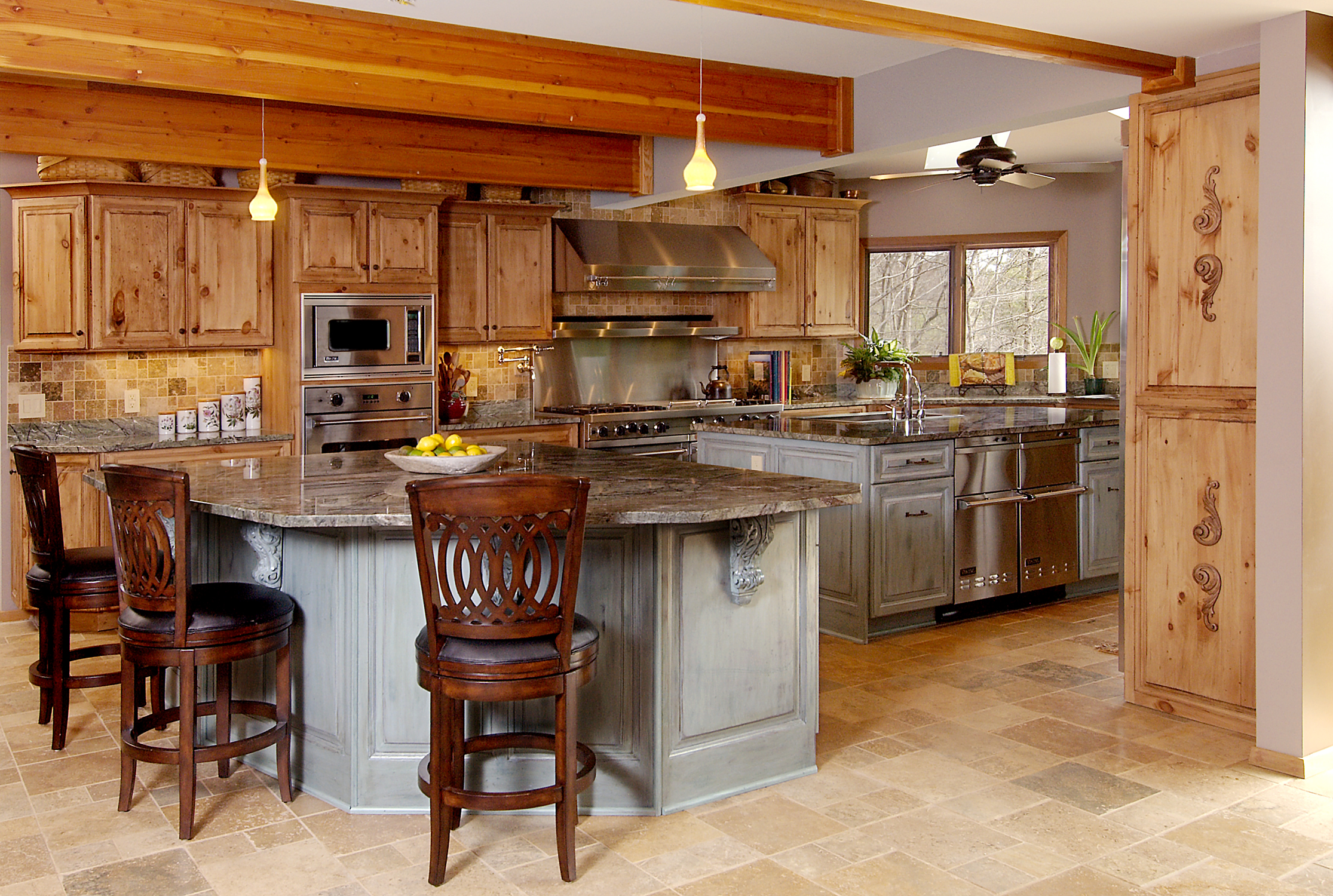 Custom Kitchen Design For The Pittsburgh Region